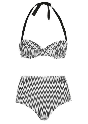 Topshop High waisted Bikini